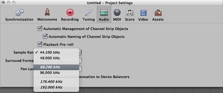 Sound Design Tips: Sample Rate Conversion | ModeAudio